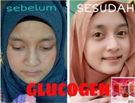 moment glucogen, testimoni pemakai glucogen moment, harga glucogen moment, jual glucogen eceran